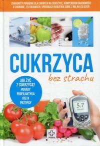 Cukrzyca bez strachu - okładka książki