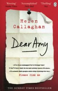Dear Amy - okładka książki