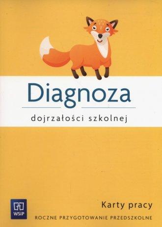 Diagnoza dojrzałości szkolnej. - okładka podręcznika