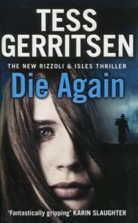 Die Again - okładka książki