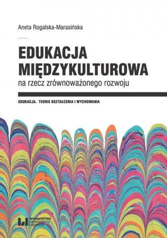 Edukacja międzykulturowa na rzecz - okładka książki