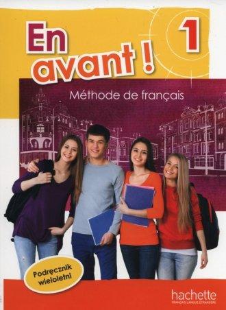En Avant! 1. Szkoła podstawowa. - okładka podręcznika