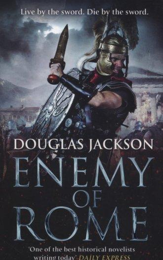 Enemy of Rome - okładka książki