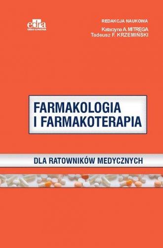 Farmakologia i farmakoterapia dla - okładka książki