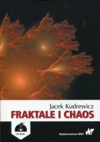 Fraktale i chaos (+ CD) - okładka książki