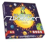 Galaktyczni zdobywcy - Wydawnictwo - zdjęcie zabawki, gry