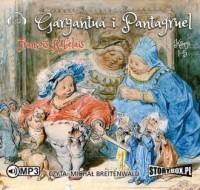 Gargantua i Pantagruel - pudełko audiobooku