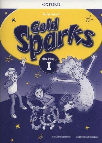 Gold Sparks 1. Szkoła podstawowa. - okładka podręcznika