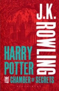Harry Potter and the Chamber of Secrets - okładka książki