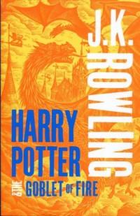 Harry Potter and the Goblet of Fire - okładka książki