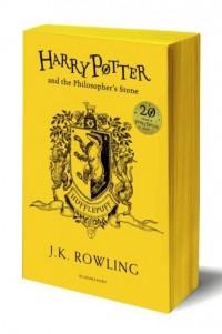 Harry Potter and the Philosophers Stone Hufflepuff Edition - okładka książki