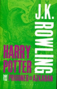 Harry Potter and the Prisoner of Azkaban - okładka książki