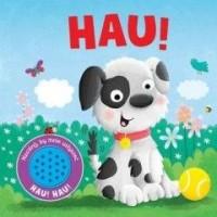 Hau! - Wydawnictwo - okładka książki