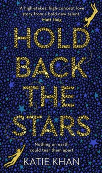 Hold Back the Stars - okładka książki