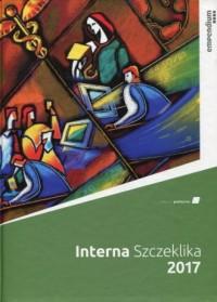 Interna Szczeklika 2017 - okładka książki