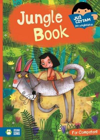 Jungle Book. Już czytam po angielsku - okładka książki