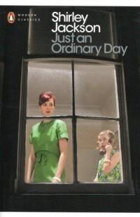 Just an Ordinary Day - okładka książki