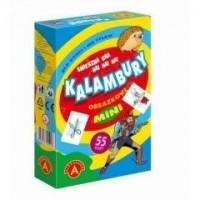 Kalambury obrazkowe mini - Wydawnictwo - zdjęcie zabawki, gry