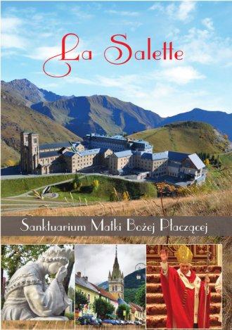 La Salette. Sanktuarium Matki Bożej - okładka książki
