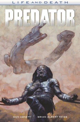 Life and Death. Predator - okładka książki