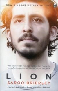 Lion A Long Way Home - okładka książki