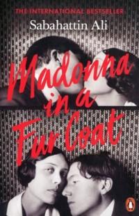 Madonna in a Fur Coat - okładka książki