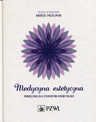 Medycyna estetyczna. Podręcznik - okładka książki