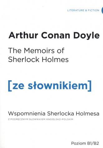Memoirs of Sherlock Holmes. Wspomnienia - okładka książki