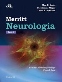 Merritt Neurologia. Tom 1 - okładka książki