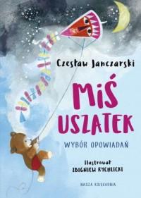 Miś Uszatek - Czesław Janczarski - okładka książki