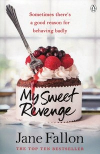My Sweet Revenge - okładka książki