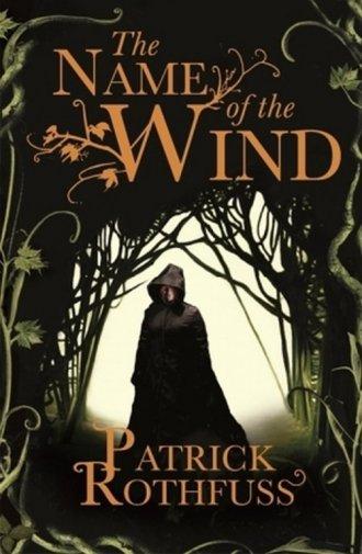 Name of the Wind - okładka książki