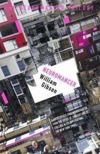 Neuromancer - okładka książki