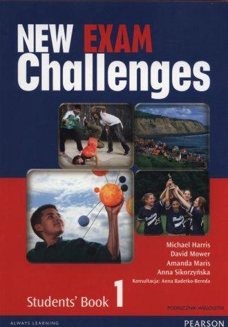 New Exam Challenges 1. Gimnazjum - okładka podręcznika