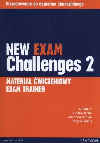 New Exam Challenges 2. Gimnazjum. - okładka podręcznika