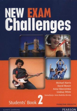 New Exam Challenges 2 Students - okładka podręcznika