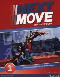 Next Move 1. Gimnazjum. Podręcznik - okładka podręcznika
