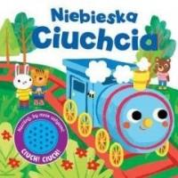 Niebieska Ciuchcia - Wydawnictwo - okładka książki