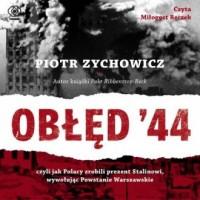 Obłęd 44. Czyli jak Polacy zrobili - pudełko audiobooku