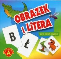 Obrazek i litera - Wydawnictwo - zdjęcie zabawki, gry