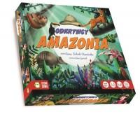 Odkrywcy. Amazonia - Anna Sobich-Kamińska - zdjęcie zabawki, gry