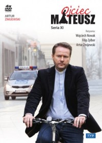 Ojciec Mateusz. Sezon 11 - Wydawnictwo - okładka filmu
