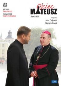 Ojciec Mateusz Sezon 13 - Wydawnictwo - okładka filmu