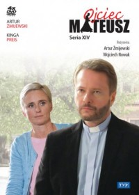 Ojciec Mateusz. Sezon 14 - Wydawnictwo - okładka filmu