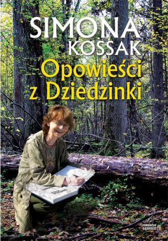 Opowieści z Dziedzinki - okładka książki