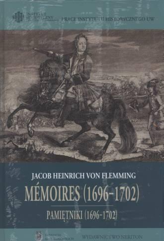 Pamiętniki o elekcji Augusta II - okładka książki