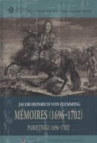 Pamiętniki o elekcji Augusta II i pierwszych latach wojny północnej (1697-1702) - okładka książki