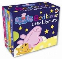 Peppa Pig Bedtime Little Library - okładka książki