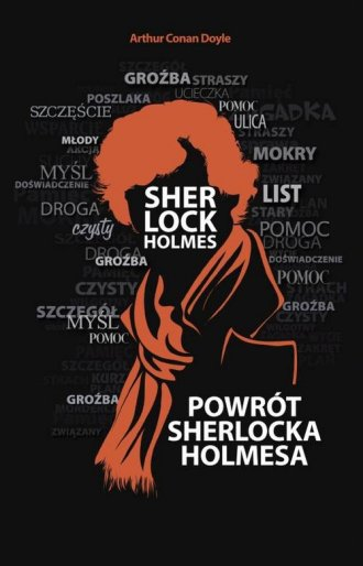 Powrót Sherlocka Holmesa - okładka książki