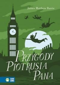Przygody Piotrusia Pana - okładka książki